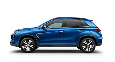 Mitsubishi ASX - Available in Lightning Blue