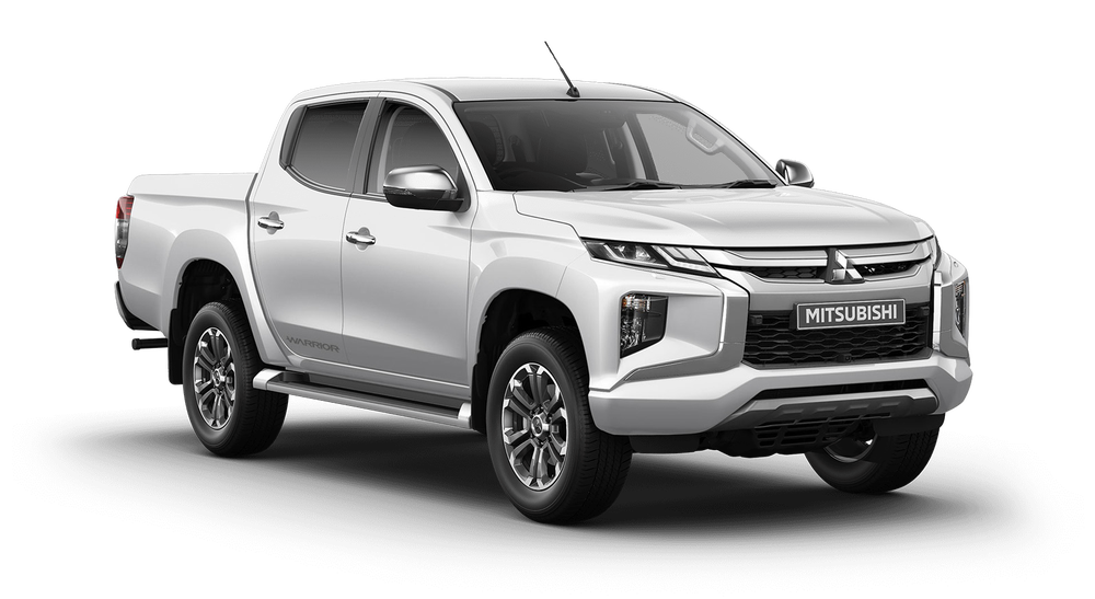 Mitsubishi L200 - Available In Polar White