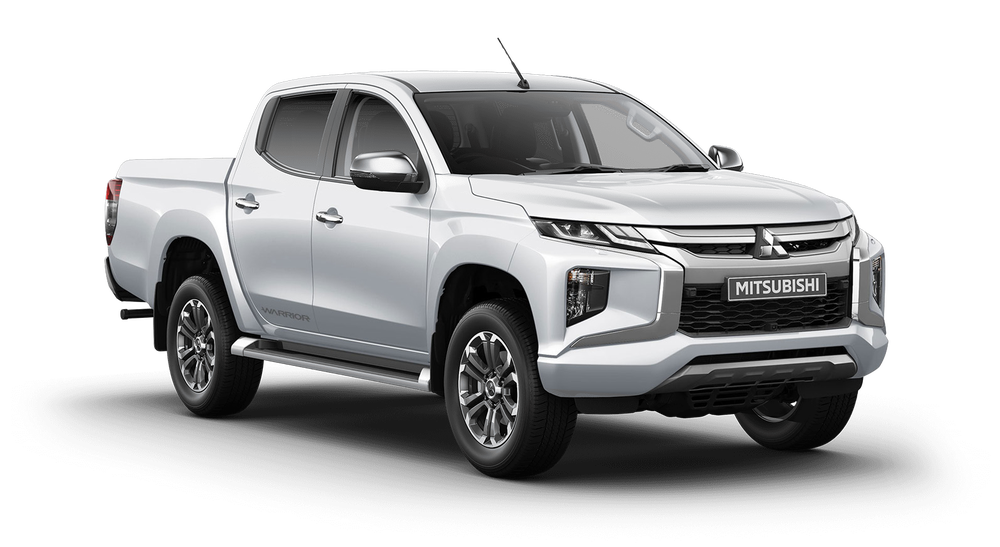 Mitsubishi L200 - Available In White Diamond