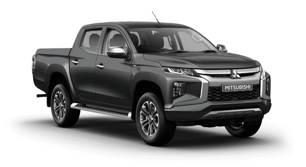 Mitsubishi L200 - Available In Graphite Grey