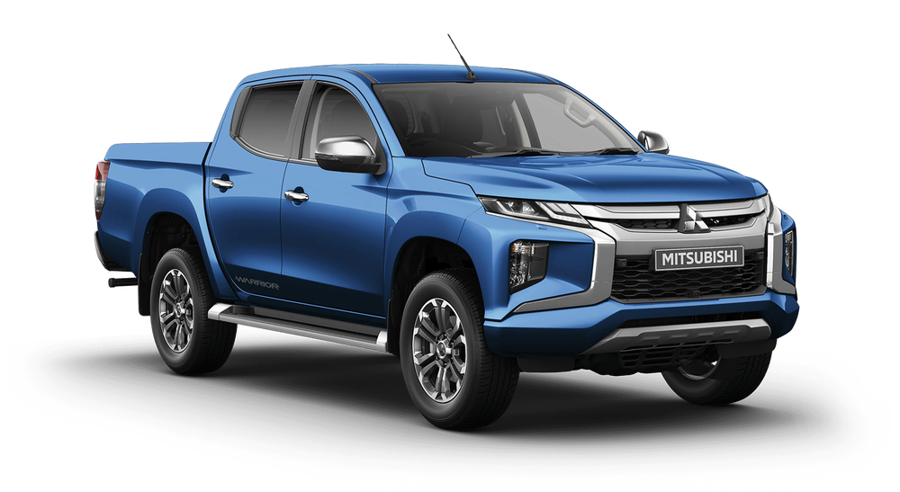 Mitsubishi L200 - Available In Electric Blue