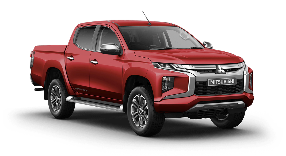 Mitsubishi L200 - Available In Volcanic Red